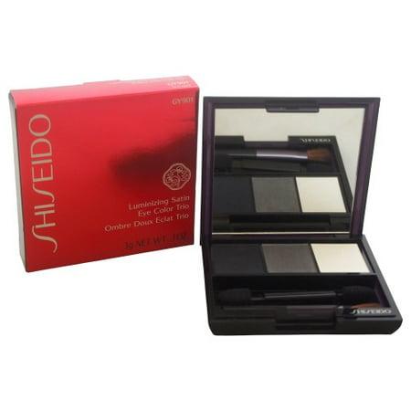 Shiseido Luminizing Satin Eye Color Trio, #GY901 Snow Shadow, 0.1 Oz