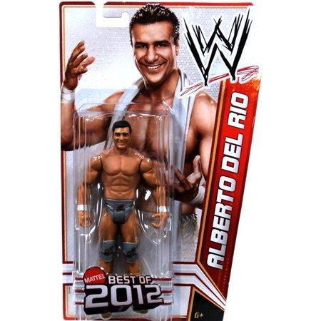 WWE Wrestling Best of 2012 Alberto Del Rio Action
