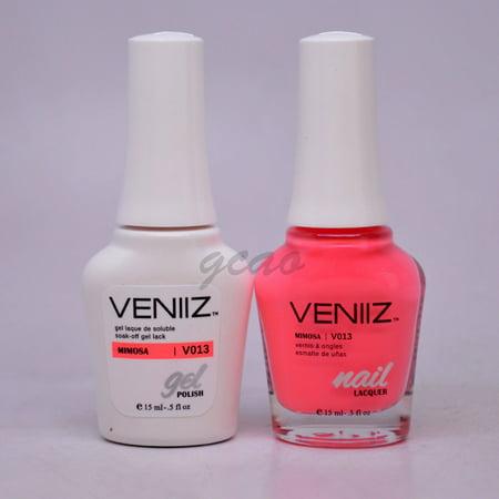 Veniiz Match UV Gel Polish V013 Mimosa