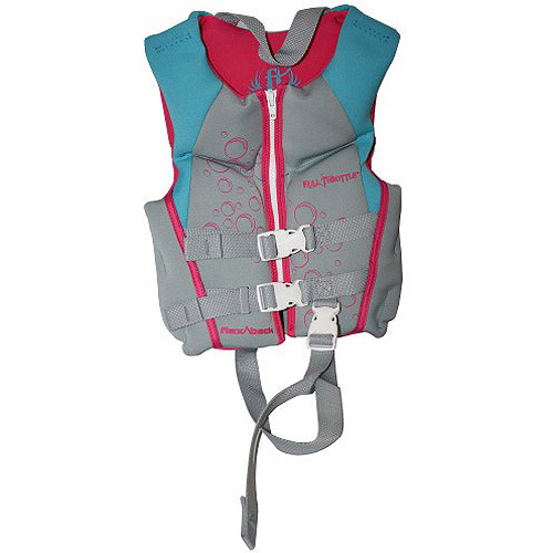 Onyx Child Hinged Flex-Back Vest