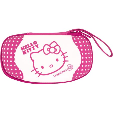Hello Kitty Squishy Carrying Case : LeapFrog LeapsterGS Hello Kitty Carrying Case - Walmart.com