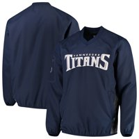 4488bfde313e Product Image Tennessee Titans G-III Sports by Carl Banks Gridiron V-Neck Pullover  Sweatshirt -
