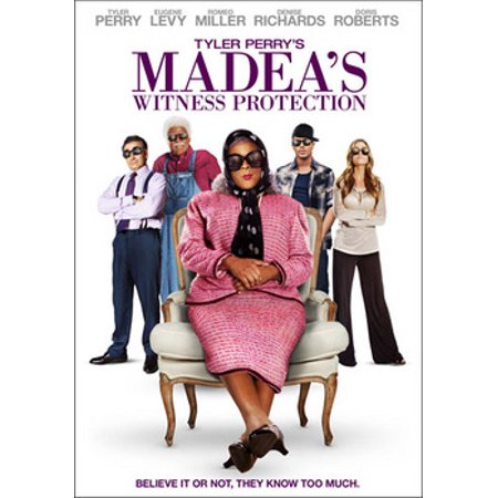 Tyler Perry's Witness Protection (Digital - New Madea Movie Halloween
