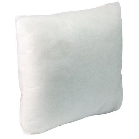 california pillow 18 x 18 premium hypoallergenic firm throw pillow insert stuffer pillow. Black Bedroom Furniture Sets. Home Design Ideas