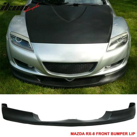 04-08 Mazda RX8 Type Sport Urethane Front Bumper Lip Spoiler Body Kit