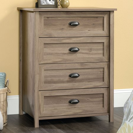 Sauder County Line 4 Drawer Chest