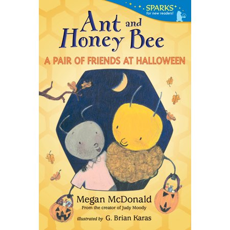 Ant and Honey Bee : A Pair of Friends at Halloween: Candlewick Sparks - Big Lots Halloween 2017