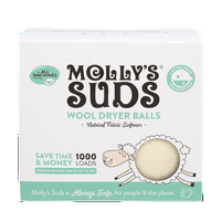 Molly's Suds Wool Dryer Balls - Set of 3