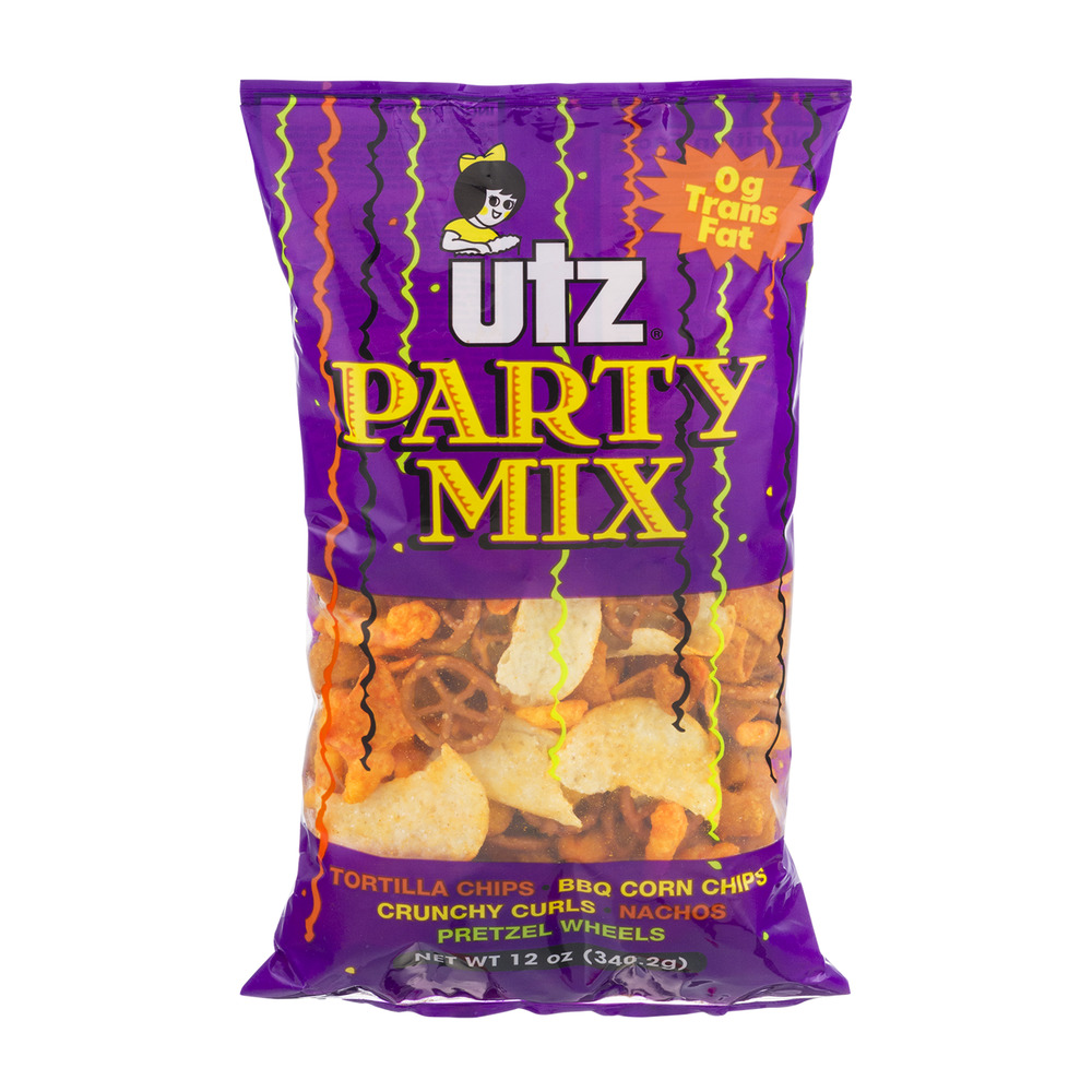 Utz Party Mix, 12.0 OZ by UTZ Quality Foods, Inc.