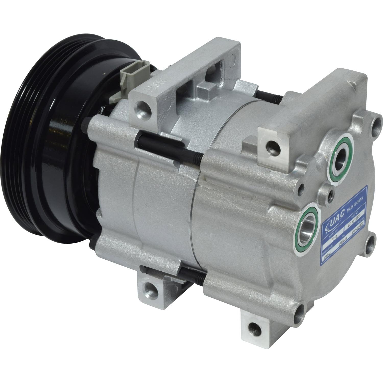 New UAC CO 101390C A/C Compressor -- FS10 Compressor Assembly