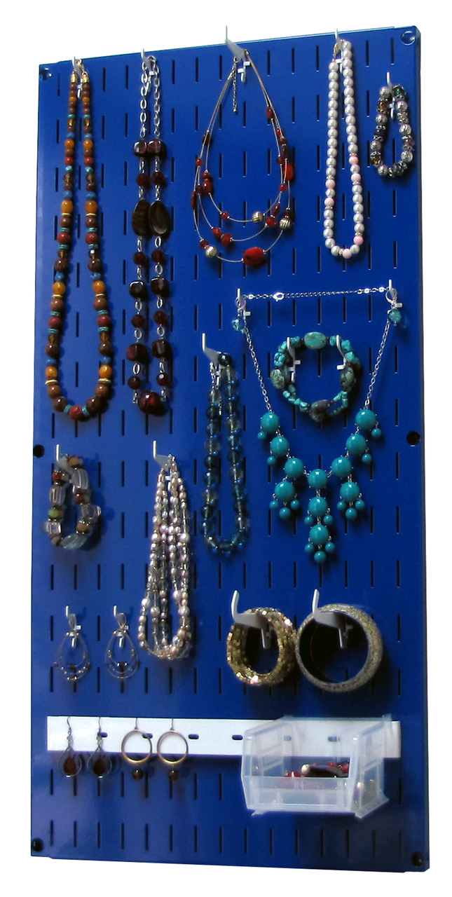 Wall Control Jewelry Organizer Wall Hanging Jewelry Holder Necklace