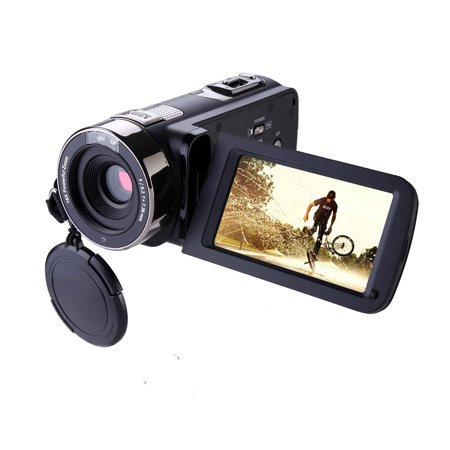 Camera Camcorder, Tagital FHD Camera Camcorder with Night Vision 1080p Infrared Camera Digital Camcorder with Touch screen