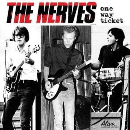 One Way Ticket (Vinyl) (Limited Edition) (Best Way To Treat A Pinched Nerve In Shoulder)