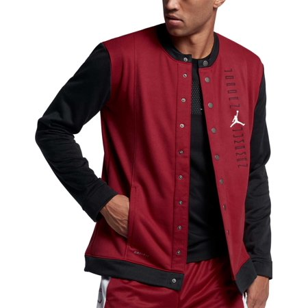 jordan men's air jordan 11 basketball jacket ()