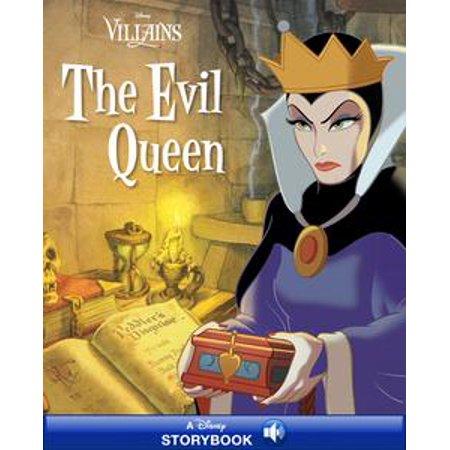 Disney Villains: The Evil Queen - eBook