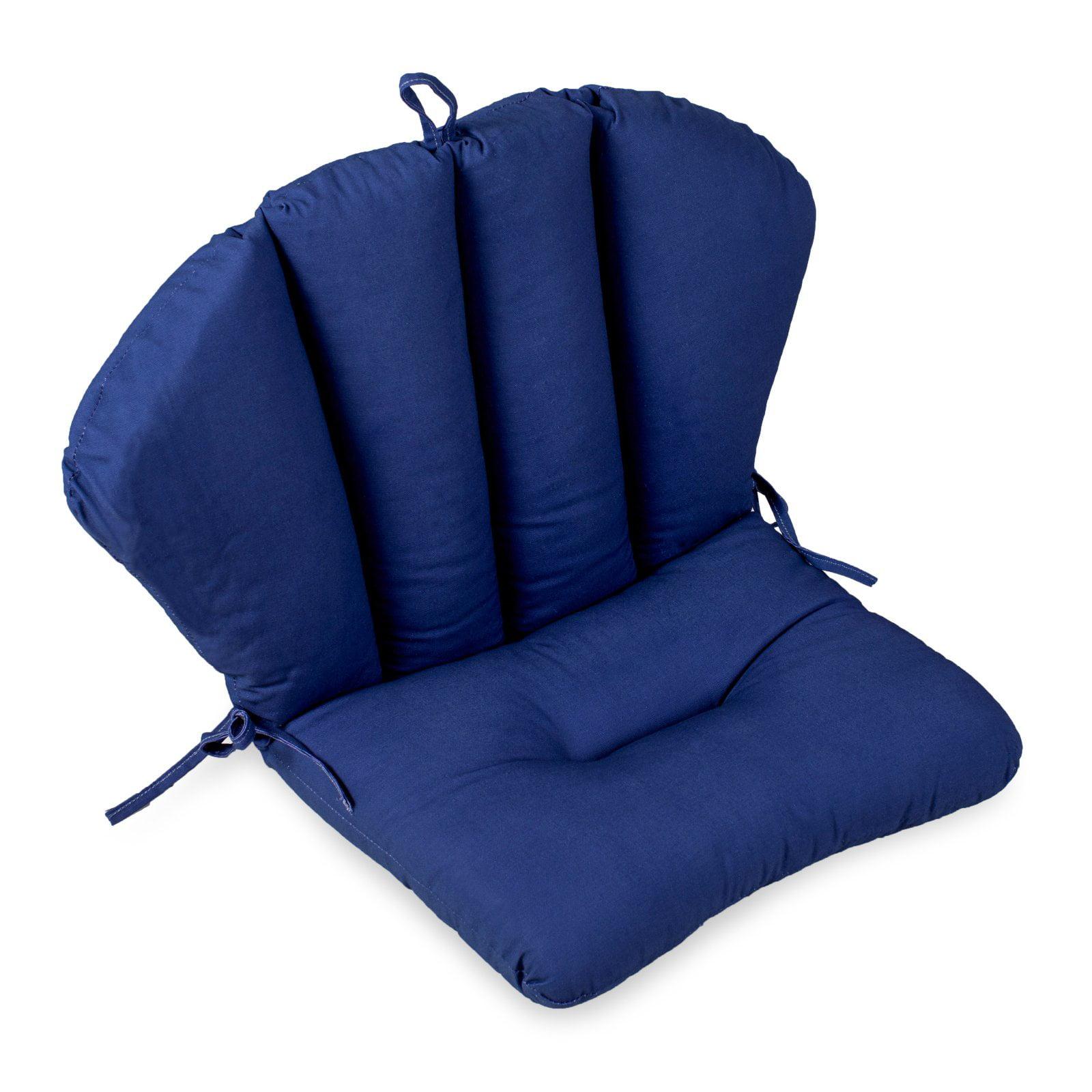 Coral Coast Geo Barrel Back Outdoor Chair Cushion