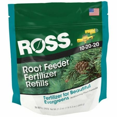 Ross Root Feeder Refill For Evergreen Trees - Ross Root Feeder