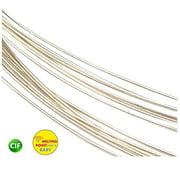 Hard Silver Solder Wire Soldering Jewelry Making & Repair Solder 5' 20ga