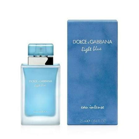 Dolce & Gabbana Light Blue Eau Intense Eau De Parfum Spray (Dolce Gabbana New York)