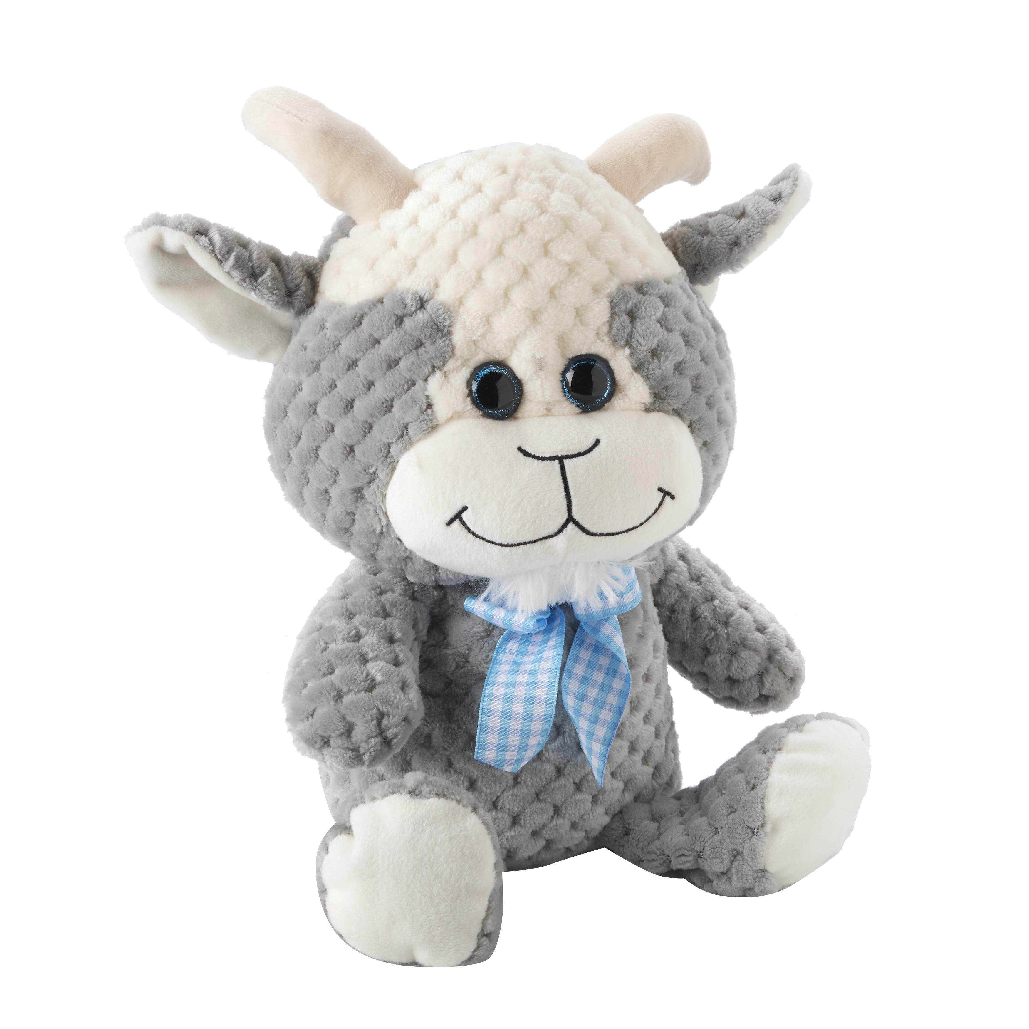Way To Celebrate Easter Big-Head Plush, Goat
