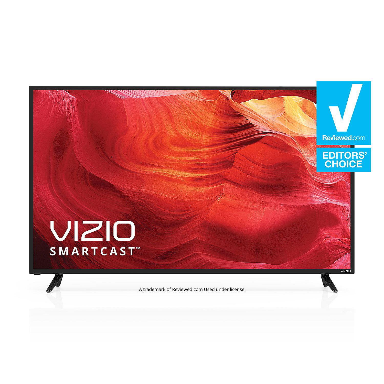 """Refurbished Vizio 55"""" Class FHD (1080P) Smart LED TV (E55-D0) by VIZIO"""