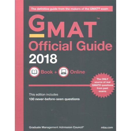Gmat Official Guide   Gmat Official Guide Verbal Review   Gmat Official Guide Quantitative Review 2018