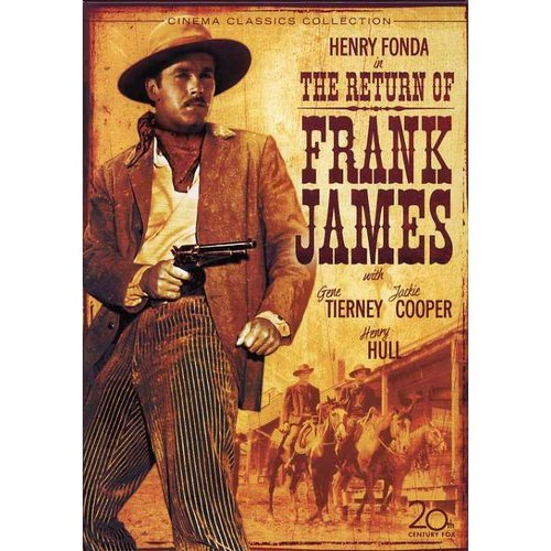 The Return Of Frank James (Full Frame)