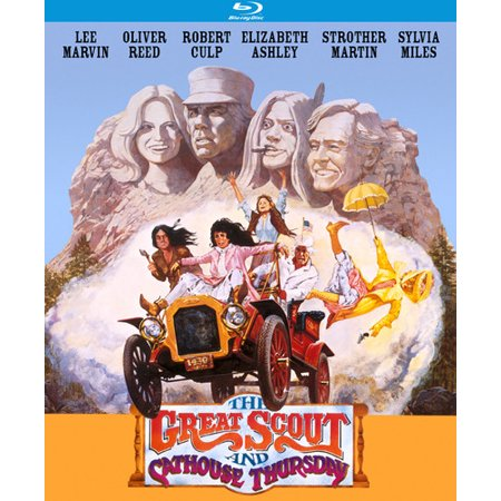 The Great Scout and Cathouse Thursday (Blu-ray)