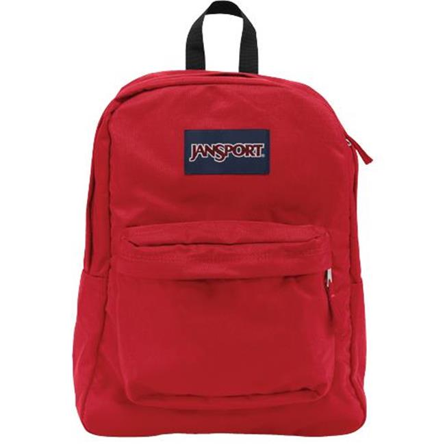 Jansport JS00T5015XP Superbreak Backpack - Red
