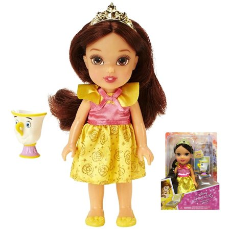 Petite Belle with Chip Princess Doll 6