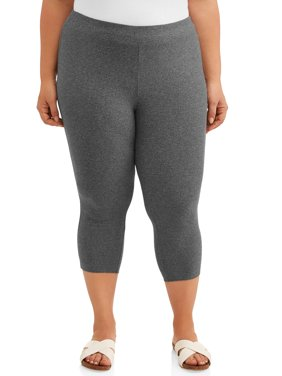 41859b711b11de Product Image Women's Plus Size Super Soft Capri Legging