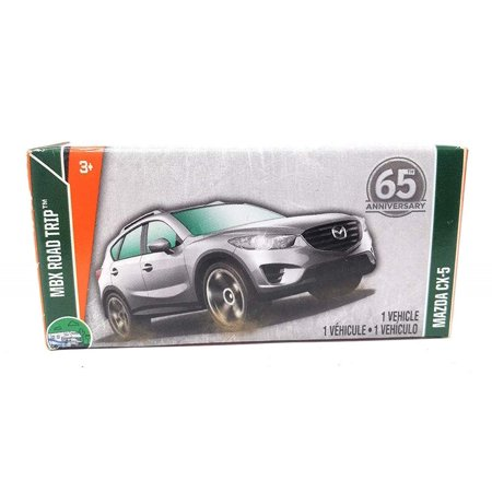 Matchbox 65th Anniversary Power Grabs Mazda CX-5 MBX Road Trip