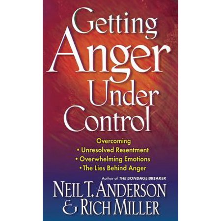 Getting Anger Under Control - eBook
