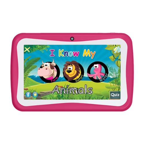"""Supersonic Munchkinz 7"""" Tablet 4GB Memory"""