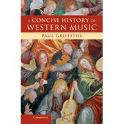 A Concise History of Western Music (Hardcover)