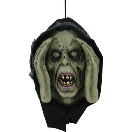 Window Monster Male Zombie Halloween Decoration