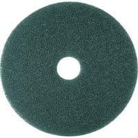 3M, MMM08405, Blue Cleaner Pads, 5 / Carton, Black