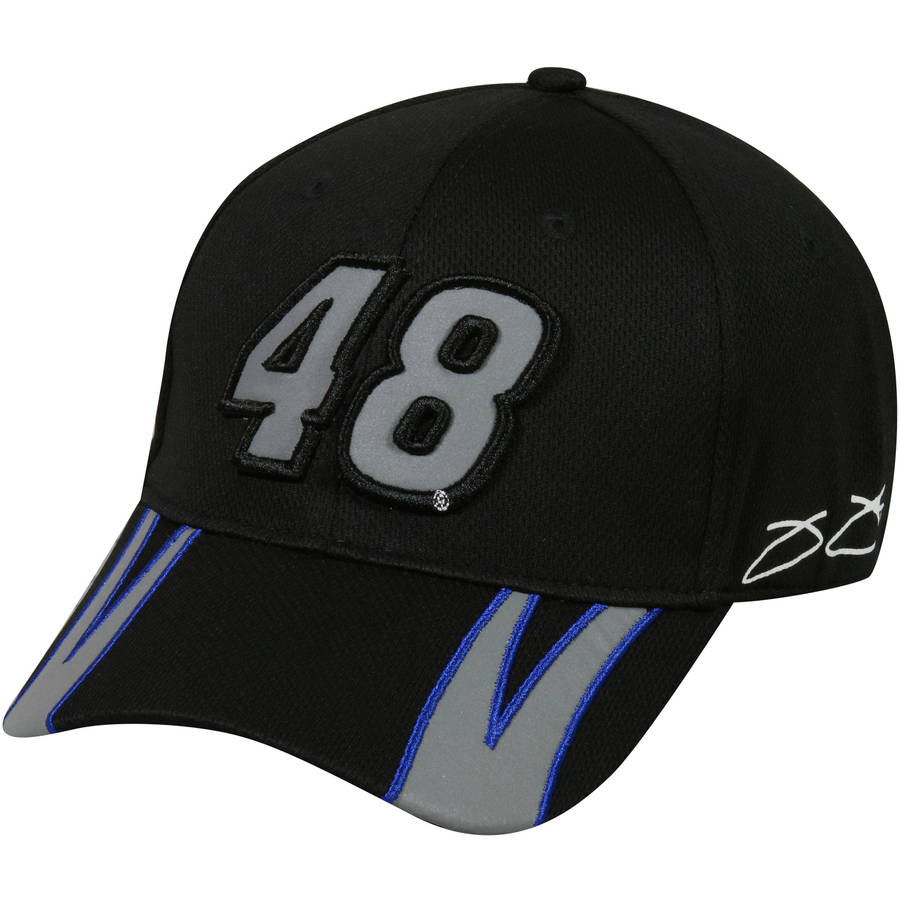 NASCAR Jimmie Johnson #48 Men's Reflective Cap