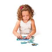 Miniland Educational 35370 Frame Puzzle Hygiene habits