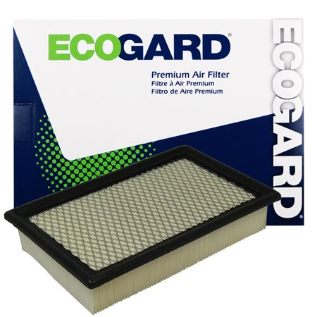ECOGARD XA3558 Premium Engine Air Filter Fits BMW 325i, 318i, 325is, 318is, 528e, 525i, 325, 325iX, 750iL, 325e, 850i, 850Ci, 850CSi