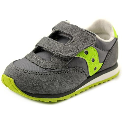 Saucony Baby Jazz  Toddler US 6 Gray Walking Shoe