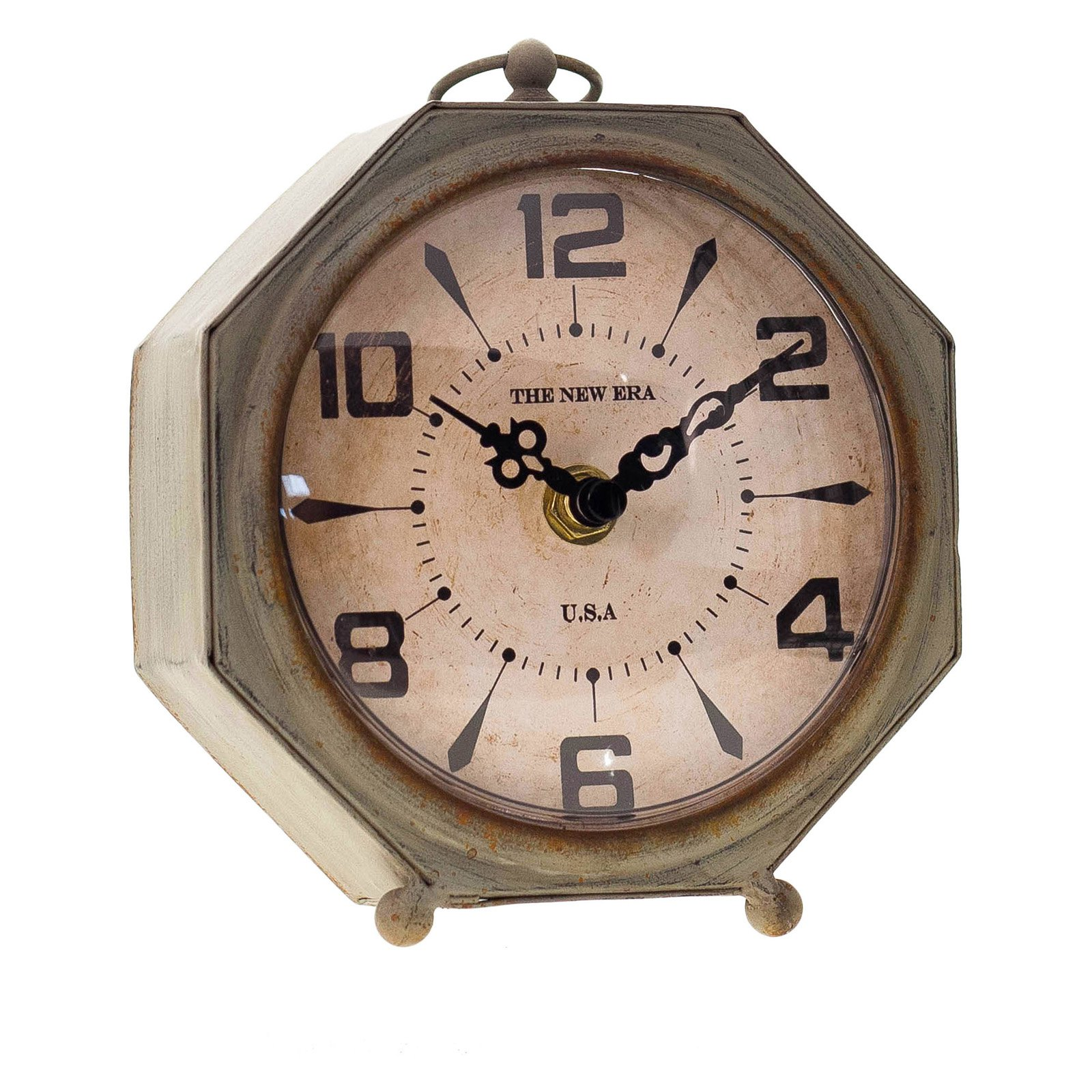 VIP International Metal Table Clock by VIP Home & Garden