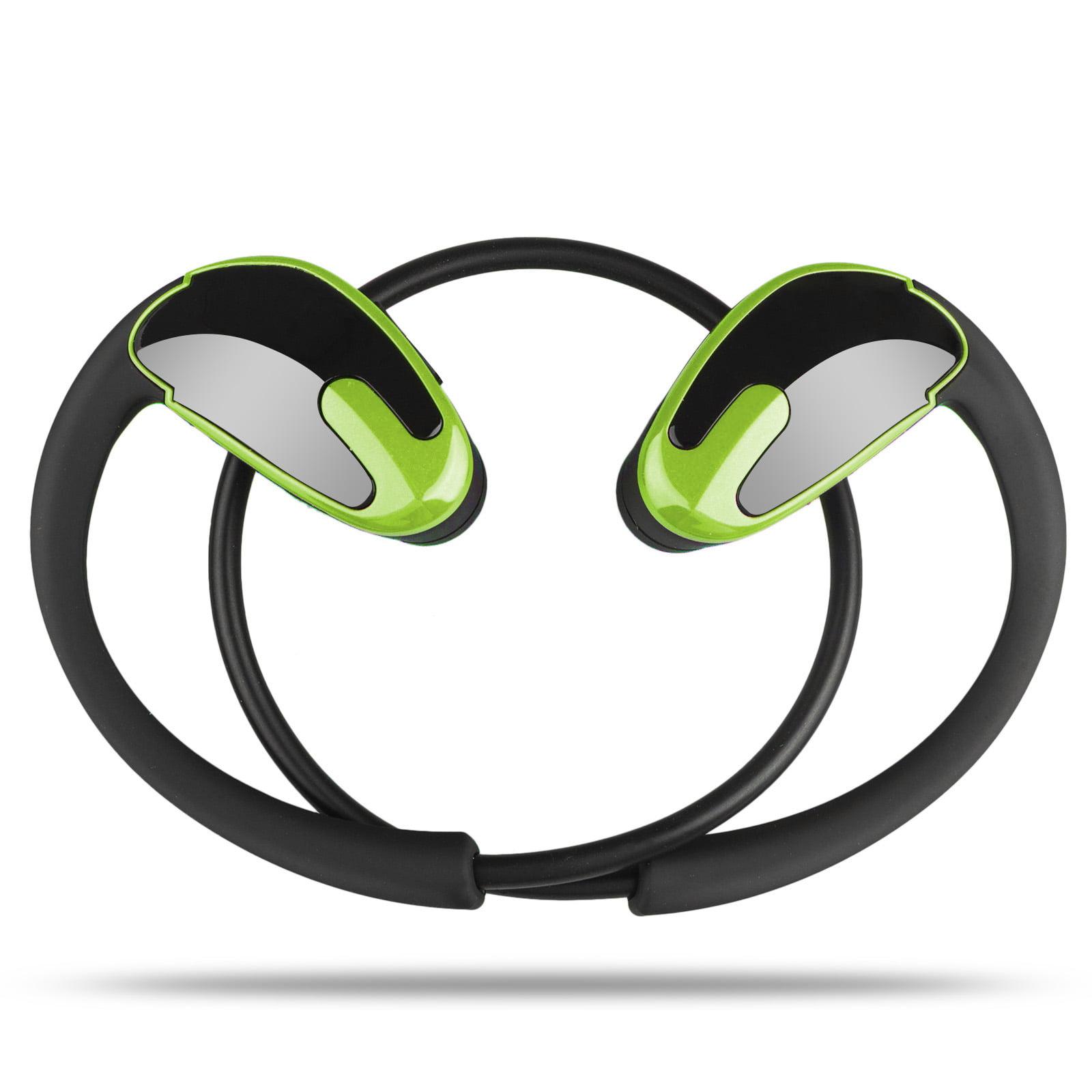 Bluetooth 4.1 Headset, Mini Wireless Headphone Earbud, Smallest In-ear Earphone w/Mic for Hands-Free Calling Long Time Using