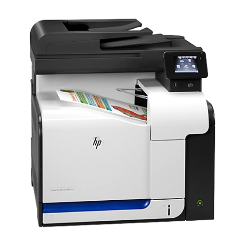 LaserJet Pro 500 color MFP M570dn Printer, (CZ271A)