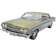 *1965 Chevelle Ss 396 Z-16 1/25 Paint And Glue Model Kit