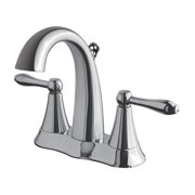 Ultra Faucets UF45310 Chrome Finish 2-Handle Lavatory Faucet