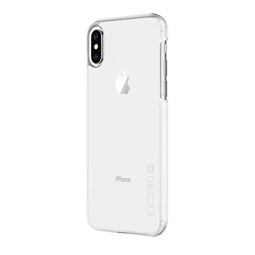 Incipio feather Pure iPhone X Case with Ultra-Thin Clear Snap-On Design for iPhone X - by INCIPIO