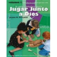 Godly Play Volume 1 Spanish Edition: How to Lead Godly Play Lessons (Paperback)