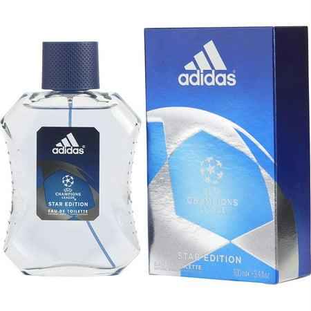 - Adidas Uefa Champions League By Adidas Edt Spray 3.4 Oz (star Edition)