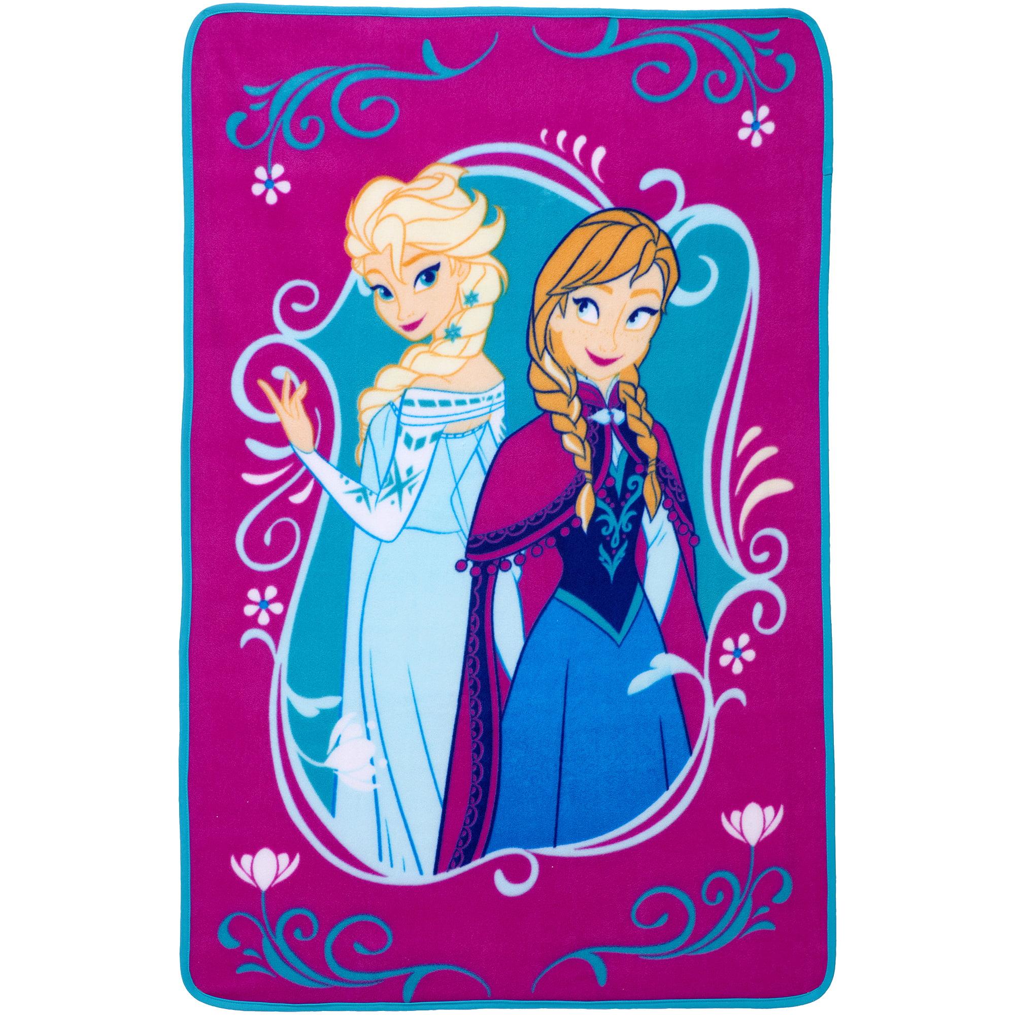 Disney Frozen 2-Piece Blanket and Pillow Set